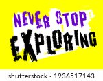 off road hand drawn grunge... | Shutterstock .eps vector #1936517143