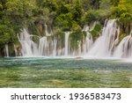 Skradinski Buk Waterfall In...