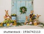 Easter Backdrop Or Background...