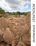 Landscape Of Soil Textures...
