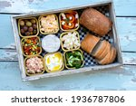 Packaged Brunch Box With...