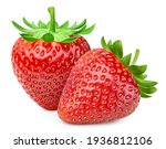 Strawberry Isolated. Strawberry ...