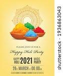 Happy Holi Indian Hindu...