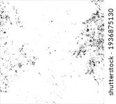 vector black and white ink... | Shutterstock .eps vector #1936875130