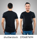 front and rear portrait of a...   Shutterstock . vector #193687694