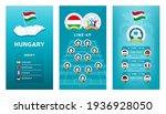 european 2020 football vertical ... | Shutterstock .eps vector #1936928050