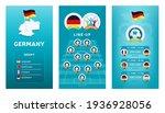 european 2020 football vertical ... | Shutterstock .eps vector #1936928056