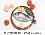 Dorado Fish Or Gilt Head Bream...
