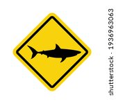 warning graphic sign caution... | Shutterstock .eps vector #1936963063