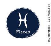 astrological zodiac symbol... | Shutterstock .eps vector #1937001589
