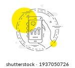 customer satisfaction line icon....   Shutterstock .eps vector #1937050726