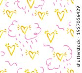 Small Yellow Hearts Are...