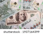Us 100 Hundred Dollar Bill With ...