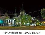 victoria  bc   circa may 2014   ... | Shutterstock . vector #193718714