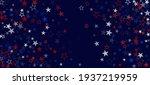 national american stars vector...   Shutterstock .eps vector #1937219959