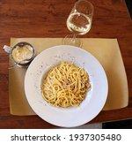 Carbonara  An Italian Pasta...