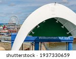 List Auf Sylt  Germany   August ...
