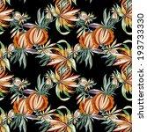 folk seamless pattern | Shutterstock . vector #193733330