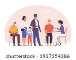 general vaccination against... | Shutterstock .eps vector #1937354386