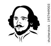 william shakespeare vector...   Shutterstock .eps vector #1937449003