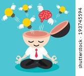 cervello,creativo,mano,idea,meditare,mente,smile,spirituale,yang