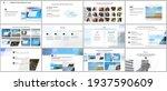 presentation design vector... | Shutterstock .eps vector #1937590609