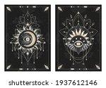 vector dark illustrations with...   Shutterstock .eps vector #1937612146