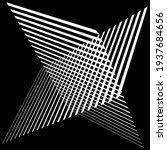 abstract grid  mesh. lattice ... | Shutterstock .eps vector #1937684656