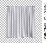 wide  transparent   lear white... | Shutterstock .eps vector #1937721850