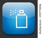spray button   Shutterstock .eps vector #193774046