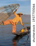 Inle Lake  Myanmar  Burma   Jan ...