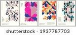 minimalistic backgrounds....   Shutterstock .eps vector #1937787703