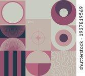 neomodern aesthetics of...   Shutterstock .eps vector #1937819569