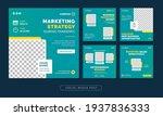 marketing strategy webinar...   Shutterstock .eps vector #1937836333