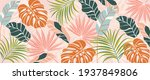 abstract art nature background... | Shutterstock .eps vector #1937849806