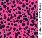 vector cheetah skin seamless... | Shutterstock .eps vector #1937934676