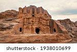 Obelisk Tomb And Bab As Siq...