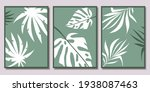collection of posters with...   Shutterstock .eps vector #1938087463