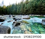 Canadian Wilderness In The...