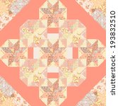 Vector Quilt Abstract Seamless...