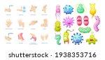 medical instruction stages... | Shutterstock .eps vector #1938353716