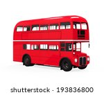 double decker bus | Shutterstock . vector #193836800