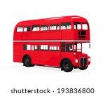 double decker bus | Shutterstock . vector #193836800