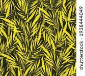 minimalistic yellow transparent ...   Shutterstock .eps vector #1938444049