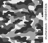 military camouflage vector... | Shutterstock .eps vector #1938455326