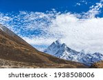 ama dablam mountain view from... | Shutterstock . vector #1938508006