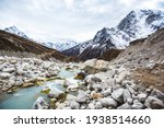turquoise water of bhote river. ... | Shutterstock . vector #1938514660