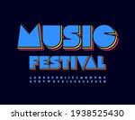 vector creative poster music...   Shutterstock .eps vector #1938525430