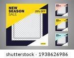 new set of editable minimal... | Shutterstock .eps vector #1938626986