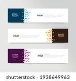 vector abstract banner design... | Shutterstock .eps vector #1938649963
